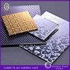 Multifunktionssäure ätzte Farben-dekoratives Edelstahl-Blatt