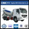 Carro de mezcla concreto de China Sinotruk HOWO 6*4