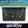 Witson Car DVD met GPS voor Opel Antara (W2-D9828L)