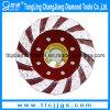 Roda de moedura concreta do diamante do elevado desempenho