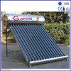 Presión calentador de agua solar con CE