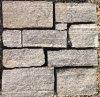 Brique de pierre naturelle décorative décorative (SMC-FS042)
