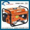 Generador eléctrico Genset de la gasolina Wd1500-3 con Ce