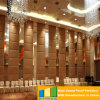 Star Hotel를 위한 극초단파 Sound Proof Movable Partitions