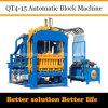 Grupo automático da maquinaria da máquina Qt4-15 Dongyue do bloco do sólido e do Paver