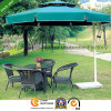 parapluie en porte-à-faux de patio extérieur en aluminium de 2.5m pour le jardin (CAN-0025A)