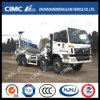 Euro 2/3/4 di camion della betoniera di Foton Auman 8*4 dell'emissione