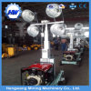 4*400W LEDのディーゼル油圧軽いタワー