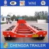 Verlengbare Semi Aanhangwagen voor het Blad van de Wind