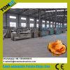 La pomme de terre électrique semi automatique d'acier inoxydable colle la chaîne de production