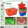 Panier à provisions en plastique de vente de 2015 le meilleur produits