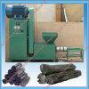 machine à briquettes de charbon de bois de la biomasse de vente à chaud