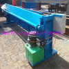 Máquina de corte da placa hidráulica de 4m