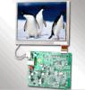 5.6 TFT LCD Bildschirmanzeige mit widerstrebender Note