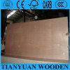 Sr. Glue Bintangor Plywood Sheets de la base del álamo para los muebles
