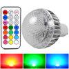 Mengs® GU10 8W RGB Dimmable LED Light met Ce RoHS, 2 Warranty van Years, 16 Colour, de Afstandsbediening van IRL (110160023)