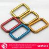ハンド・バッグPackbagのための金属の正方形のリング