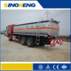 HOWO Hot Selling 22cbm Fuel Oil Tank Vehicle