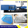 Machine en plastique de moulage par injection de panier/machine de moulage de coup