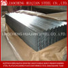 Lo zinco ha ricoperto la lamiera di acciaio ondulata del tetto usata per il workshop