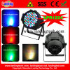 In het groot Price Stage Lighting 1W*54PCS RGB LED PAR Light