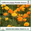 Promover relaxamento extrato de pó de papoila da Califórnia oferecidos pela fábrica