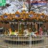 Moderne Luxuxvergnügungspark-Karussell-Pferde für Verkauf (BJ-Carousel03)