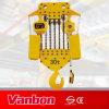 chaîne 30ton électrique/type fixe élévateur (WBH-30012S)