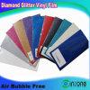 Selbstdekoration-Aufkleber-Diamant-Funkeln-Vinyl mit Luft-freien Luftblasen 1.52x30m