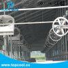 ventilador compuesto del panel de la fibra de la recirculación 50 para los cerdos o las aves de corral