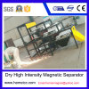Separatore magnetico asciutto per la sabbia attivata del quarzo del carbonio