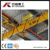 Une grue simple de pont à poutres de poutre de double de garantie d'an pour manipuler le matériel
