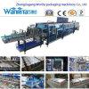 Demi de Machine-Capacité 45packs/Min (WD-550A) d'emballage en papier rétrécissable de plateau automatique de bouteille