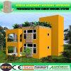 Gut entworfene zwei Geschoss-Schicht vorfabrizierter Klassenzimmer-Entwurf für Sambia