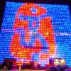 중국 대중적인 옥외 발광 다이오드 표시 스크린 커튼 스크린