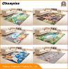 Custom мультфильм печать этаже кухня коврик Коврик из полипропилена, рисованные шаблон печати с высоким разрешением дети играют коврик