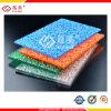 10 het In reliëf gemaakte Blad van het Polycarbonaat van de Garantie van het jaar Onverbrekelijke Diamant