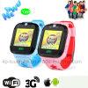 3G/WiFi камеры детей/детей Портативные GPS Tracker смотреть с Multi-Languages Y20
