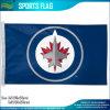 Le polyester Winnipeg voyage en jet l'équipe de hockey 3 drapeau de NHL de ' X 5 '