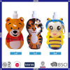 Saco de água plástico personalizado do presente barato quente do logotipo do OEM da boa qualidade da venda