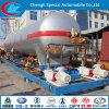 10000liters 10cbm 5t LPG Skid Station für Sale mit Dispenser Machine für Gas Cylinder