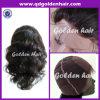 Parrucche piene superiori di seta del merletto del Virgin dei capelli umani di 100% dei capelli dell'onda brasiliana del corpo