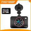 2.7Inch Super coche de visión nocturna guión cámara con sensor Sony IMX323 Funcionamiento de las teclas táctiles