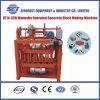 Macchina per fabbricare i mattoni manuale del cemento (QTJ4-35B)