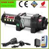 4000lbs ATV Remote Control Motor Power Winch com Wire Rope