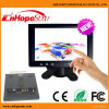 8 タッチ画面LCDのモニタ