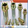 炭素鋼またはステンレス鋼の油圧ホースフィッティング