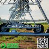 Оросительная система круга для сельскохозяйствення угодье