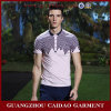 Großhandelsdes golf-Hemd-95 Shirt-Hersteller Baumwoll/5-Elastane