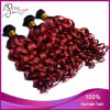 Nuovo Arrival Candy Curl Ombre 1b/Red Peruvain Hair Weft